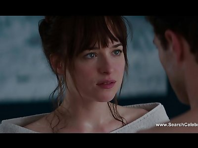Dakota Johnson nude - Fifty Shades of Grey