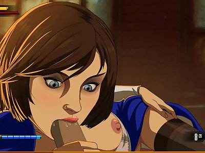 Bioshock Animated 1