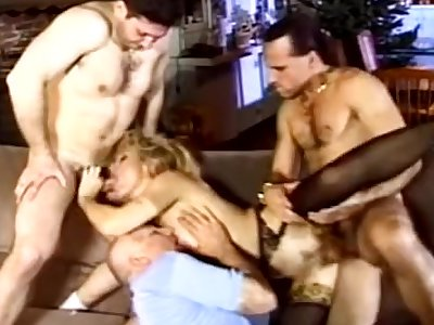 Blonde MILF Gets Used Like A Breezy